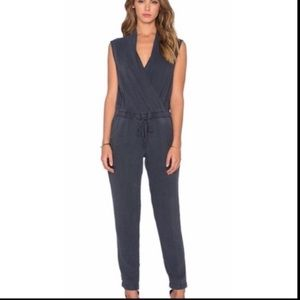 Anthropologie Cloth & Stone Mignon Jumpsuit